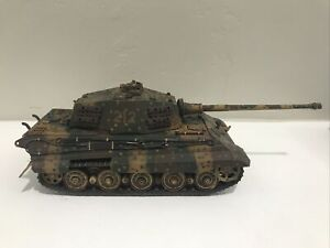 21st Century Toys Unimax Forces of Valor 1:32 King Tiger Tank Germany WW2 1944