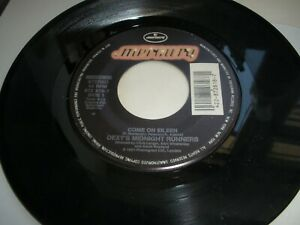 Come On Eileen c/w Jackie Wilson Said Dexy's Midnight Runners Mercury 872 818-7
