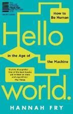 Hello World by Hannah Fry (author)