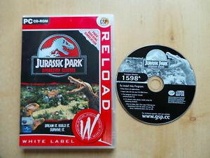 JURASSIC PARK - OPERATION GENESIS PC CD-ROM GAME