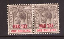 Mint Hinged Multiple Bahamian Stamps (pre-1973)