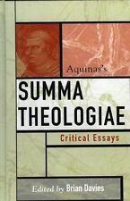 Aquinas's Summa Theologiae: Critical Essays