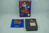 Jeu MEGA MAN 2 pour Nintendo NES (PAL) complet boite + notice