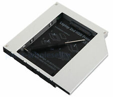 2nd SATA IDE Disco Rigido HD SSD Caddy per Panasonic Toughbook CF-28 CF-29 CF-30
