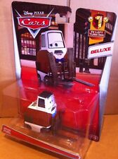 """DISNEY CARS DIECAST - """"Brian Fuel"""" -Deluxe (New) - 2015 Card - Combined Postage"""
