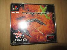 Tempest X3 PS1 (complet) BLACK LABEL RARE GROS COFFRET Playstation 1 PAL