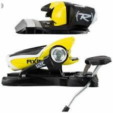 Bindings Skiing Freeride Freeski rossignol Axial 3 120 Black Yellow Skistopper