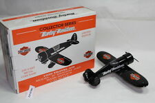 Harley collector series 1929 travel air bank replica airplane NOS OLD EPS19706