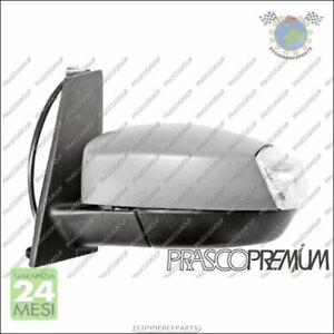 Specchio Specchietto Retrovisore Prasco Sx Sinistro Per Ford C-Max