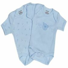 Unbranded 100% Cotton Babygrows & Playsuits (0-24 Months) for Boys