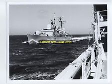 "La1251 - Royal Navy Warship - HMS Exeter D89 - photo 10"" x 8"" in 1986"