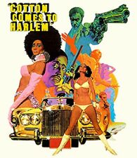 Cotton Comes to Harlem -Blaxplotation 70'S BLACK CLASSICS NEW DVD