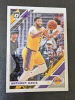 2019 Panini Donruss Optic Anthony Davis #90 - Lakers