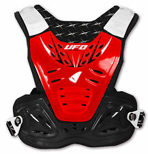 Ufo Reactor 2 Motocross Kids Chest and Body Protector for use with neck brace x