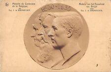 BR55815 Medaille du Centenaire de la Belgique par eug J de Bremaecker belgium