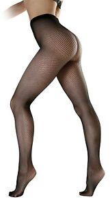 Sexy Ladies Fishnet Tights  Size S,M,L,XL black fishnet NEW