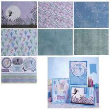 Printed Fairy Background Paper Photo Album Paper Card Scrapbooking Pad