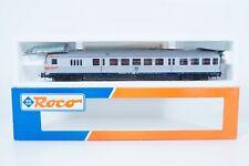 H0--ROCO--44400..Steuerwagen DB 2. Kl. SILBERLING  / 7 B 350