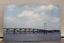 Virginia VA Elizabeth River Portsmouth Postcard Old Vintage Card View Standard