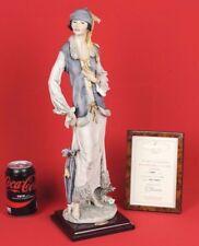 "Giuseppe G ARMANI Tamara 0798c ""in box"" Limited Edition personaggio FIGURINE Florence Ltd"