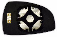 AUDI TT 2007 08 09 2010  ASPHERICAL BLIND HEATED 12V MIRROR GLASS Left Side