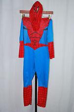 Spiderman Costume w/ 3D Halloween Basket