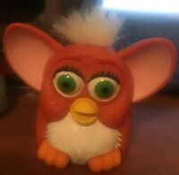 FURBY TOY 1998 MCDONALD'S HAPPY MEAL BY TIGER ELECTRONICS VINTAGE