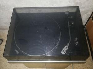 TELEFUNKEN HIFI Turntable TS860 Giradischi Vintage HI-FI