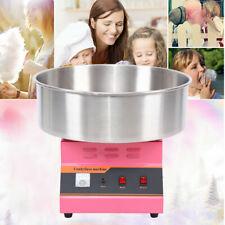500 Watt Zuckerwatte-Maschine mit spülmaschinenfesten Aufsätzen