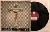 Dead Kennedys - In God We Trust, Inc. - 1981 UK 1st Press (VG+)