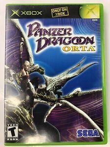 Panzer Dragoon Orta Xbox Original (Microsoft Xbox, 2003)