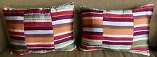 Throw Pillows Sofa New Silk Ribbon Velvet Pair Cute Unique Christmas Deal