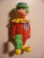 Surprise KINDER Ancien montable Steckfiguren Figure 1992 Dnner CLOWN Manege Star