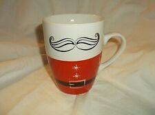 Silvestri by Demdaco SANTA CLAUS Coffee Cup Mug 12 oz Christmas 2013