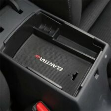 For Hyundai Elantra 2017-2019 Armrest Secondary Storage Box Center Console Tray