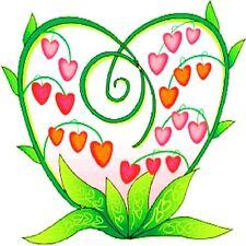 30 Custom Organic Love Personalized Address Labels