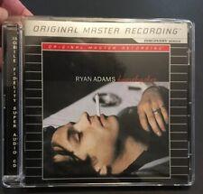 RYAN ADAMS - Heartbreaker MFSL Audiophile SACD DSD Cardinals Rock NM cd