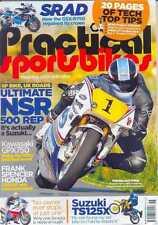 Practical Sportsbikes Magazine Dec 2016 Yamaha Fzr1000 Suzuki Gs850 Wallplanner