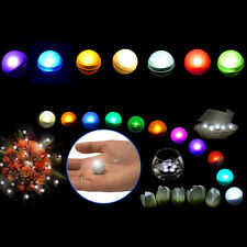1PCS Colorful Fairy Berries LED Round Lights Waterproof Wedding Party Decor P9