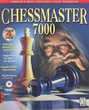 Chessmaster 7000 Pc 2 New Cd Roms Sealed In Paper Sleeves XP