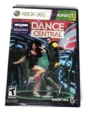 Dance Central (Microsoft Xbox 360, 2010) Brand New Factory Sealed Kinect