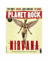 PLANET ROCK Magazine FINAL ISSUE 22 - NIRVANA Thin Lizzy Rolling Stones Genesis