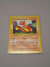 POKEMON CHARMELEON # 24/102 Base Card
