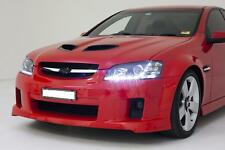 Holden Commodore SV6 DRL LED Black Headlights Audi Like