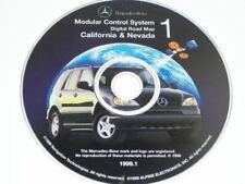 MERCEDES BENZ ML COMMAND NAVIGATION DISC CD ALPINE OEM