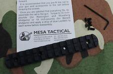 Mesa Tactical Remington 870, 1100, 1187 Shotgun Picatinny Scope Rail USA NEW