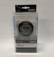Brand New Omron G Walking Style One Step Counter HJ-152K-E Healthcare Steps MIB