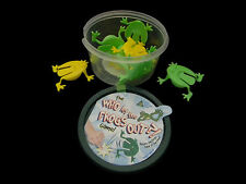 Australian Made Souvenir Australia Frog Game - WHO let the FROGS OUT
