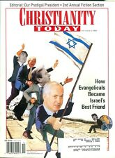 1998 Christianity Today Magazine: How Evangelicals Became Israel's Best Friend
