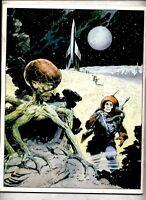 Graphic Gallery 6 Portfolio Original comic art catalog Fanzine 1976  Frazetta cv